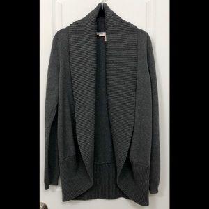 Victoria's Secret Cotton/Cashmere blend Cardigan